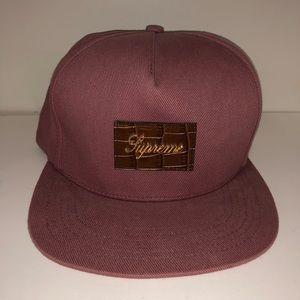 Authentic Supreme hat